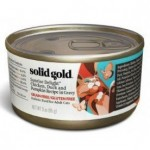 【Solid Gold 素力高】貓罐頭 - 多款口味 3oz/85g
