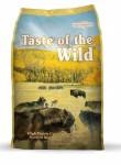 【Taste Of The Wild 狗糧】無穀物配方 (烤鹿肉+烤野牛) 成犬 - 5lbs/15lbs