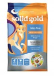 【Solid Gold 素力高】無穀物全年齡抗敏雞肉乾貓糧 3LB/6LB/12LB